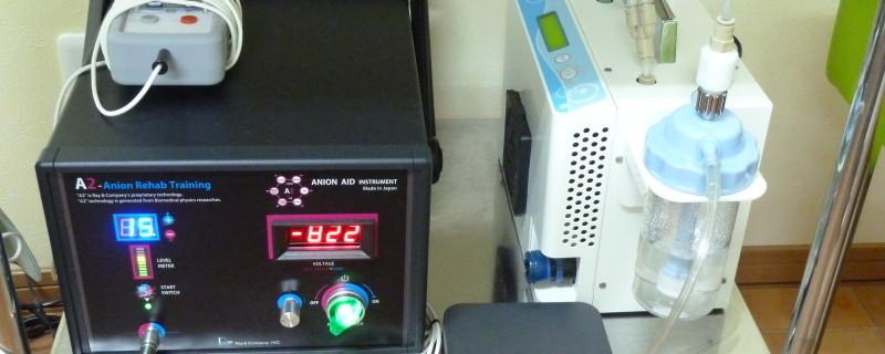 水素ガス吸引機